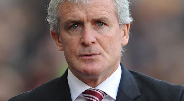 Mark Hughes is starting to lay the foundations for next season