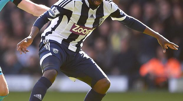 Youssouf Mulumbu, right, and his West Brom team-mates have fared well against the top sides
