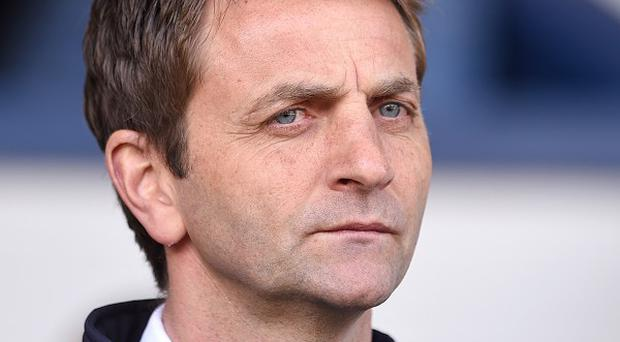Tim Sherwood wants Tottenham to continue scoring goals