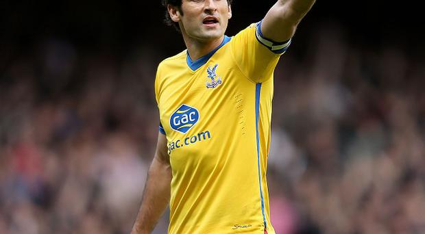 Mile Jedinak scored the only goal in Crystal Palace's win