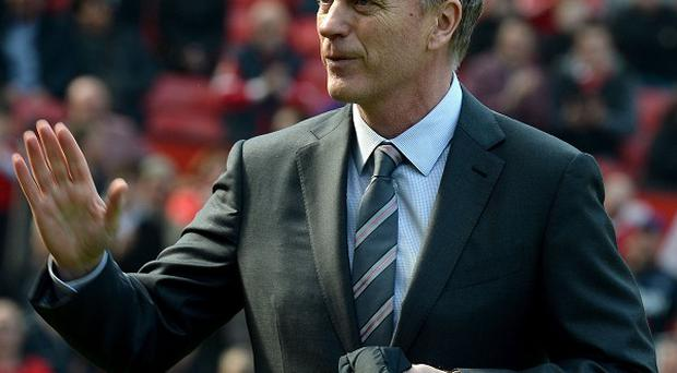 David Moyes remains proud to have been appointed Manchester United boss