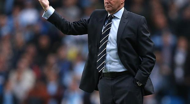 Pepe Mel's West Brom are in 16th place with 33 points and four matches remaining