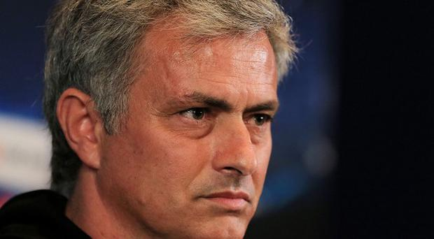 Jose Mourinho has ruled out talk of him taking over at Old Trafford