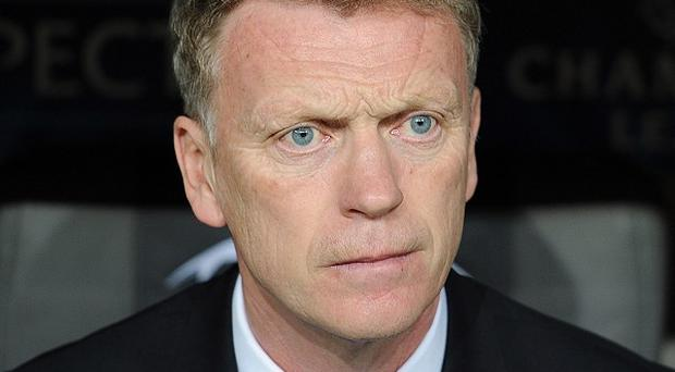 David Moyes was sacked after 10 months at Old Trafford