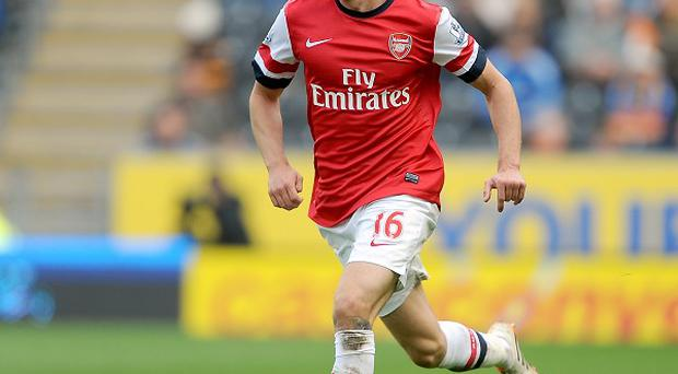 Aaron Ramsey recently returned from injury to give Arsenal a boost in the race for a top-four spot