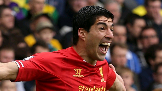 Luis Suarez has had an extraordinary season