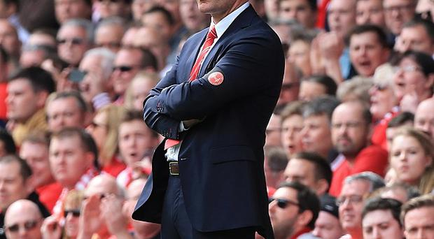 Liverpool manager Brendan Rodgers says his players will take the defeat on the chin