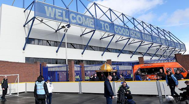 Everton are looking to move away from their Goodison Park home