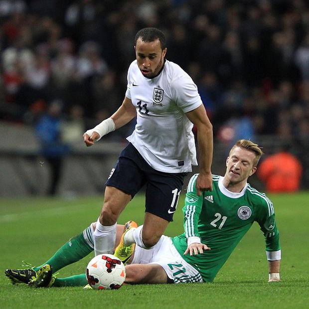Andros Townsend will be sidelined for 10 weeks