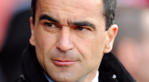 Roberto Martinez wants Everton's performance against Manchester City to be one to remember
