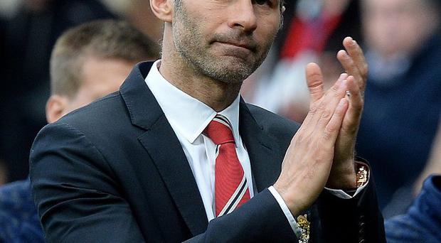 Manchester United's interim manager Ryan Giggs is not looking ahead to next season