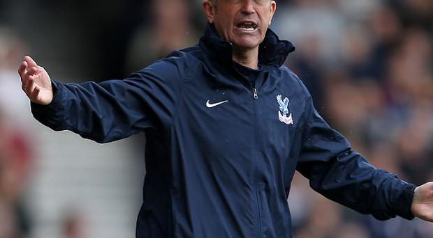 Crystal Palace's Manager Tony Pulis was full of praise for Brendan Rodgers and Tony Pulis