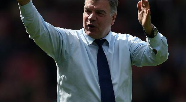 Sam Allardyce's side guaranteed their Premier League status for next season by beating Tottenham on Saturday