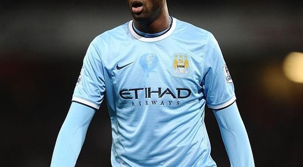 Yaya Toure wants to add another winners' medal
