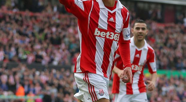 Peter Odemwingie will return to The Hawthorns with Stoke on Sunday