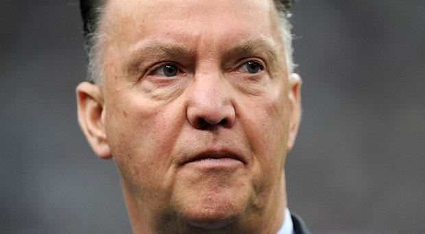Louis van Gaal is interested in the Manchester United job