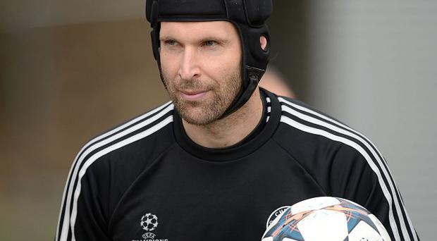 Petr Cech's season is over