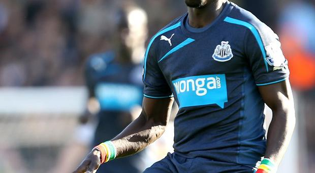 Injury could force Papiss Cisse to miss the start of next season