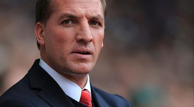Brendan Rodgers thinks his Liverpool side have had a