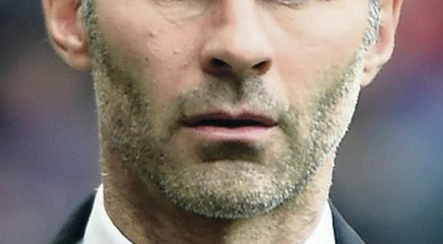 Ready for more: Ryan Giggs fancies career as a manage