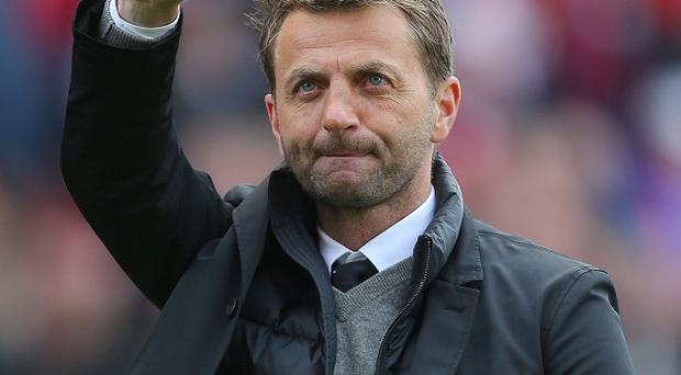 Tottenham head coach Tim Sherwood is still unsure of his future
