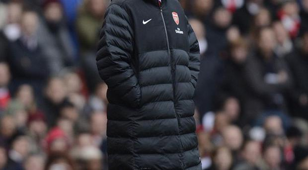 Arsene Wenger's Arsenal were top of the table for some 128 days over the course of the season