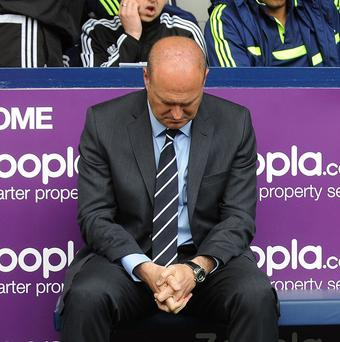 Pepe Mel will soon find out whether or not he will remain as West Brom manager