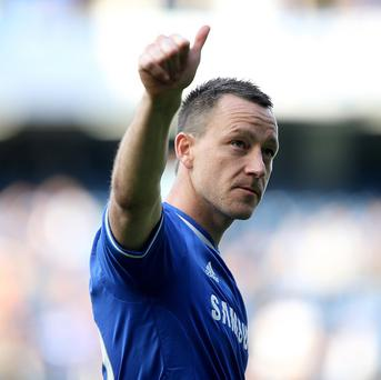 John Terry has given Nemanja Matic's performances the thumbs up