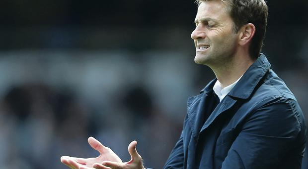 All over: Tim Sherwood's expected departure from Spurs has been confirmed
