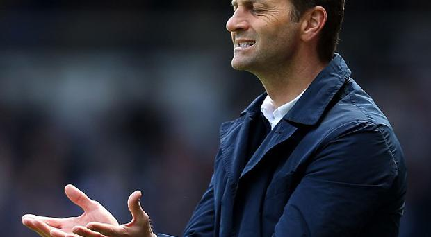 Tim Sherwood will be hoping his win ratio during his time as Tottenham boss will secure him another job elsewhere