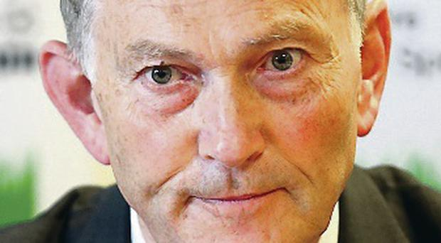 Under fire: Richard Scudamore exchanged sexist emails