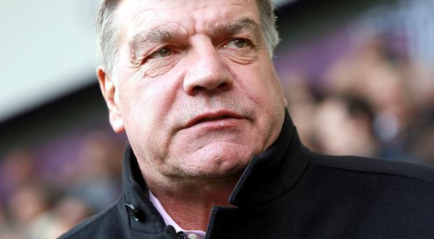 Sam Allardyce is staying on as West Ham manager next season