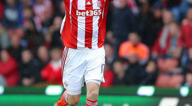 Stoke do not need to sell Ryan Shawcross, pictured, according to chief executive Tony Scholes