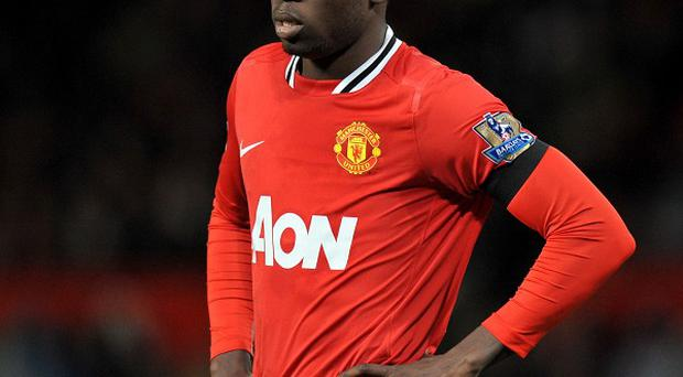 Stoke target Mame Biram Diouf was with Manchester United from 2009 to 2012