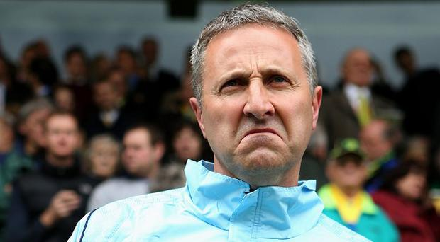 Neil Adams is expecting changes at Norwich