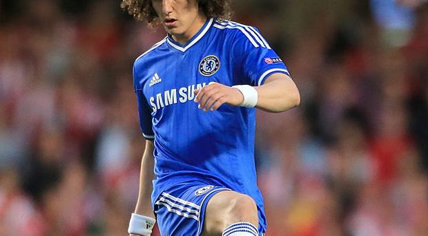 David Luiz is close to joining Paris St Germain
