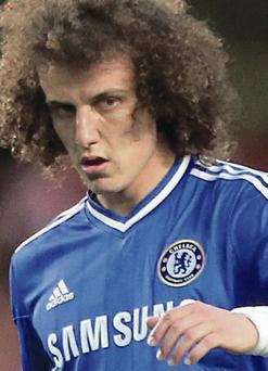 New chapter: Paris St-Germain are set to sign David Luiz