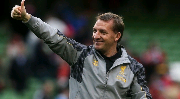 Brendan Rodgers has penned a new contract with Liverpool