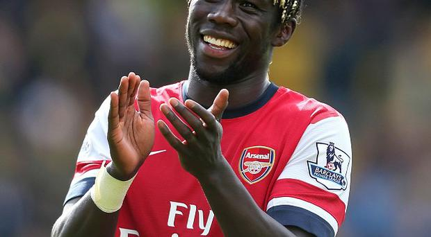 Bacary Sagna is set to bid farewell to Arsenal