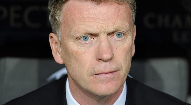 David Moyes lasted just 10 months at Old Trafford