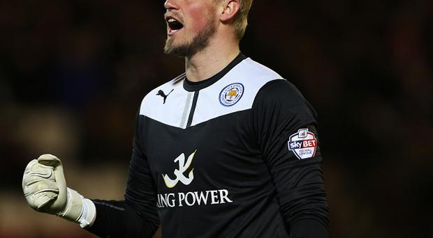 Kasper Schmeichel has committed his future to Leicester