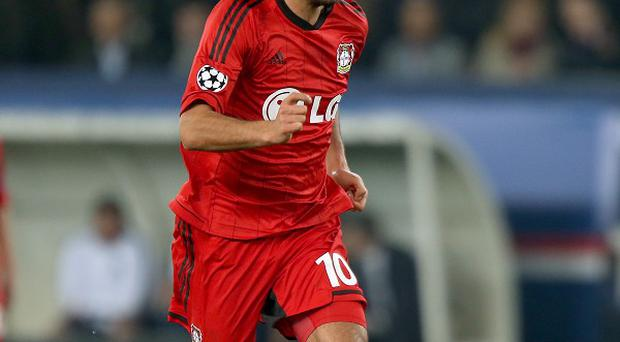 Emre Can has switched Bayer Leverkusen for Liverpool