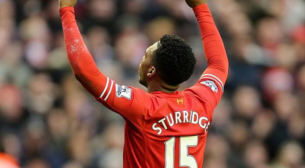Frank Lampard feels Chelsea may have made a mistake in selling England striker Daniel Sturridge, pictured