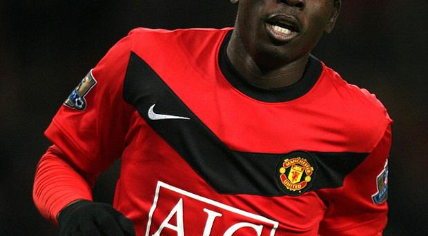 Former Manchester United striker Mame Biram Diouf has joined Stoke on a four-year deal
