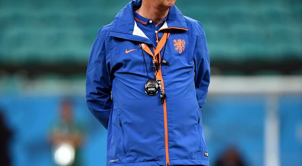 Louis van Gaal will take charge of Holland when they face Spain