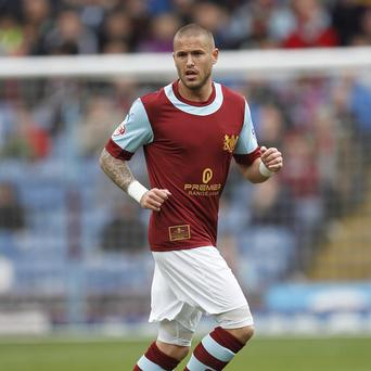 Michael Kightly is expected to make a permanent switch to Burnley