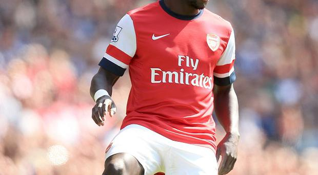 Bacary Sagna is the first of Manchester City's defensive reinforcements this summer