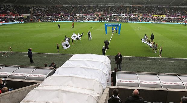Swansea have agreed a new deal with their main sponsors