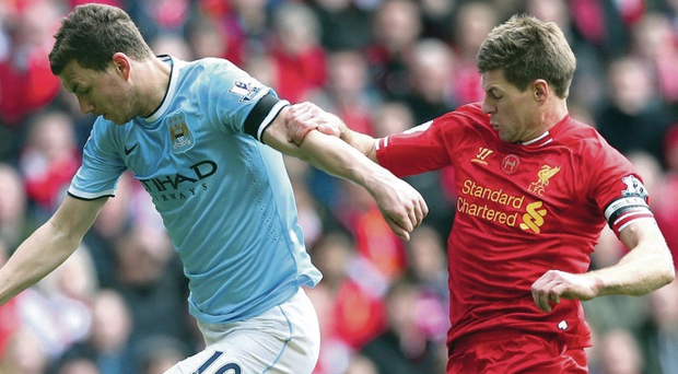 Mark the date: Edin Dzeko and Steven Gerrard clash on August 23