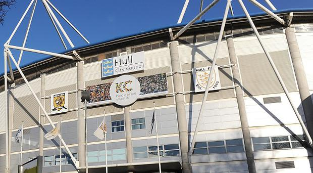 Hull have a new badge